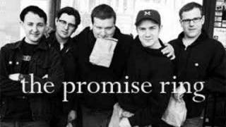 Promise Ring -Tell Everyone We