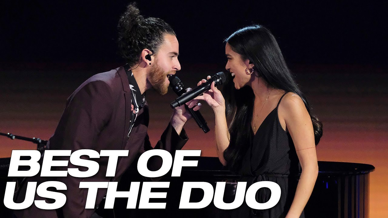Best Of Us The Duo On Season 13 Of AGT - America's Got Talent 2018