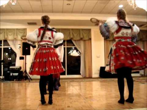CZECH ETHNIC FOLK DANCES.wmv