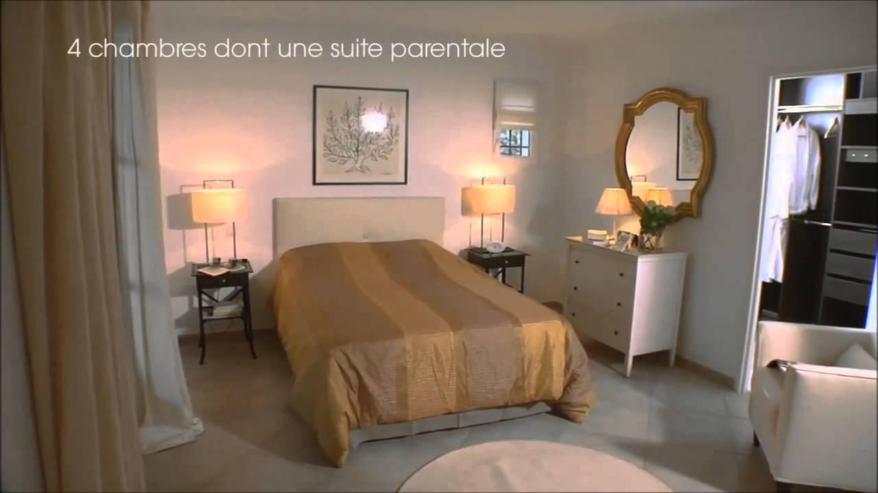 Maison d cor e pont royal kaufman broad youtube for Modele maison kaufman broad
