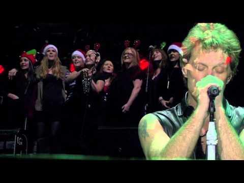 Happy Xmas (War Is Over) - December 15, 2013 - Sydney AU - #TheFinal7