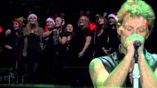 Happy Xmas (War Is Over) - December 15, 2013 - Sydney AU - #TheFinal7