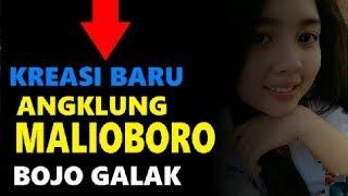 Cewek ABG Ikut Joged   BOJO GALAK Versi Angklung Malioboro