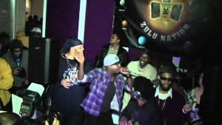 Wunjae Video Productions /Zulu Nation 2011 Club Yotel NYC