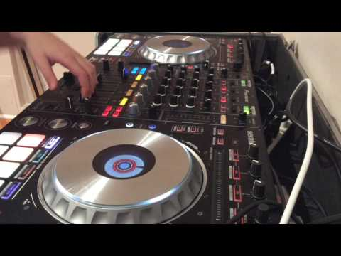 DJ CU3 - PIONEER DDJ SZ Future Bounce MiniMix