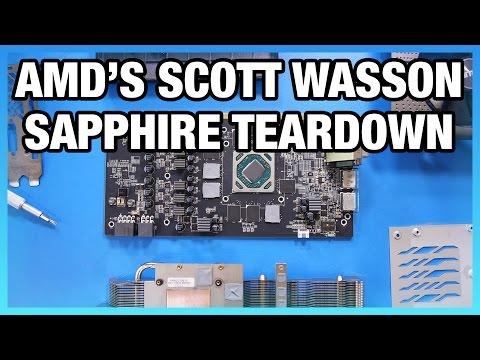 Scott Wasson & the Sapphire RX 580 Nitro+ Tear-Down