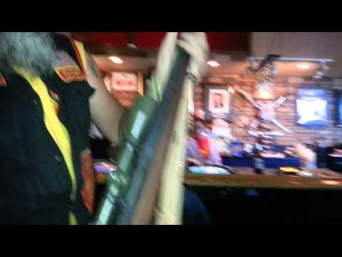 Chuck Mawhinney Sniper Rifle