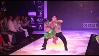 Salsa Dance In IIJW 2014