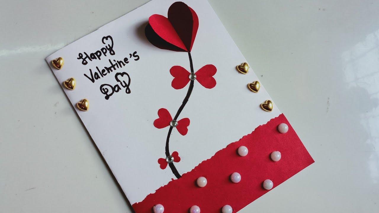 valentines day cardvalentine cardshandmade easylove