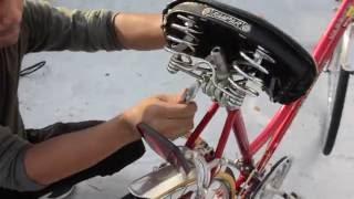 My First Time Repairing a Bike - Vintage Schwinn 1978 Varsity Road Bike