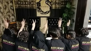 Reforma Woman | Reformed | Fight the world | B'coz you are worth it |