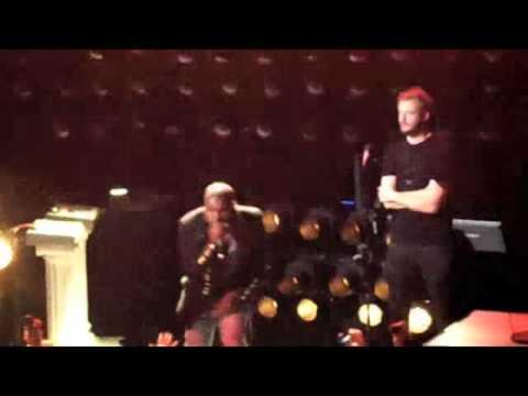 Kanye WEst & Nicki Minaj Perform Monster @ The Bowery NYC