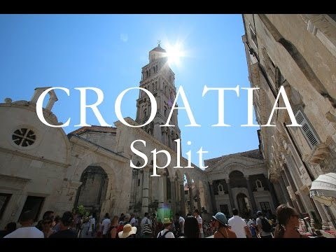 Travel the world Ep.43 - Finally made it to Split | Croatia