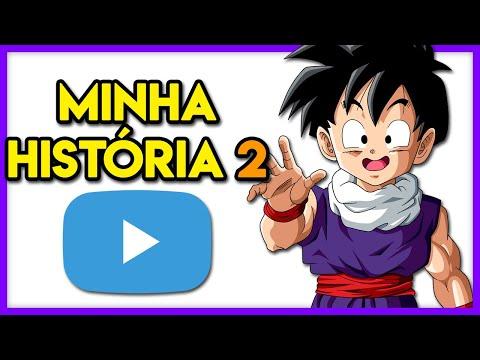 Minha História no Youtube 2 // Videos Antigos Excluídos