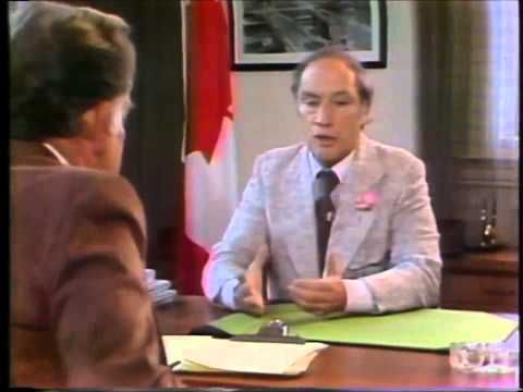 1978 interview of Pierre Trudeau by Jack Webster