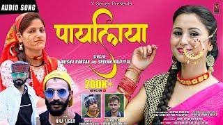 Payaliya  Latest New  Garhwali Dj Song 2020   Shivam Nautiyal Anisha Rangar & Raj Tiger   Y Series  