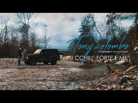 Tony Colombo - Trailer Nuovo Brano