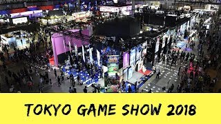 TOKYO GAME SHOW 2018 Highlights
