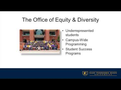 LAUNCH - The Office of Equity & Diversity (KT Done)