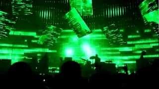 radiohead the gloaming key arena seattle wa 4 9 2012