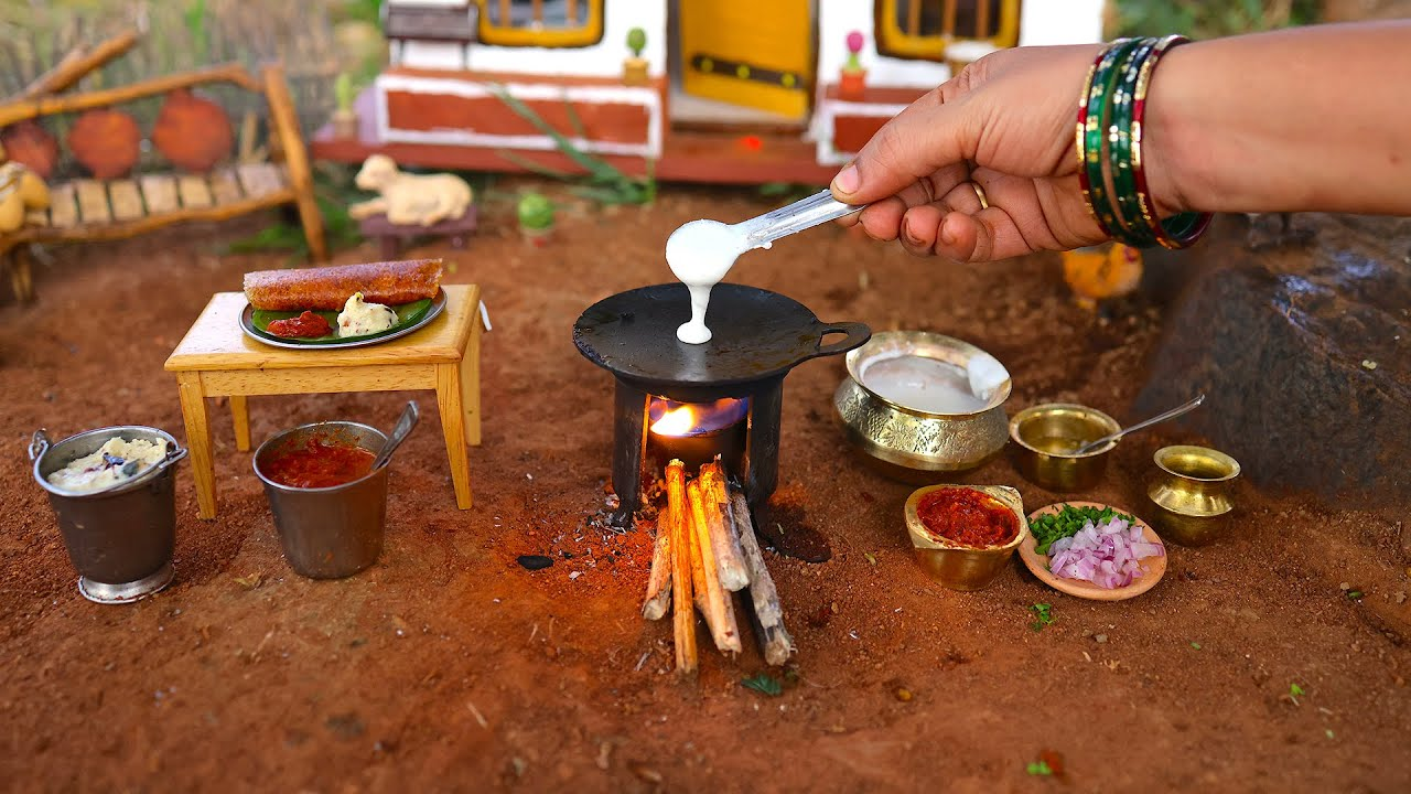 Mysore Masal Dosa | Masal Roast Recipe | Masala Dosa | Mysore Masala Dosa | The Tiny Foods