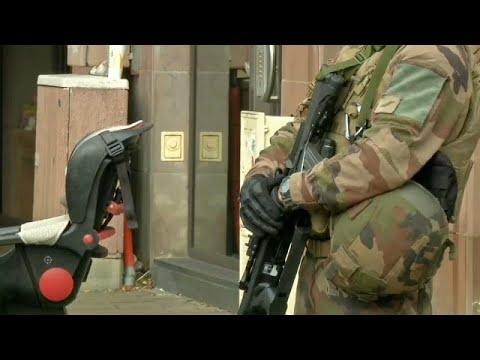 NO COMMENT: Estrasburgo, um dia depois do ataque