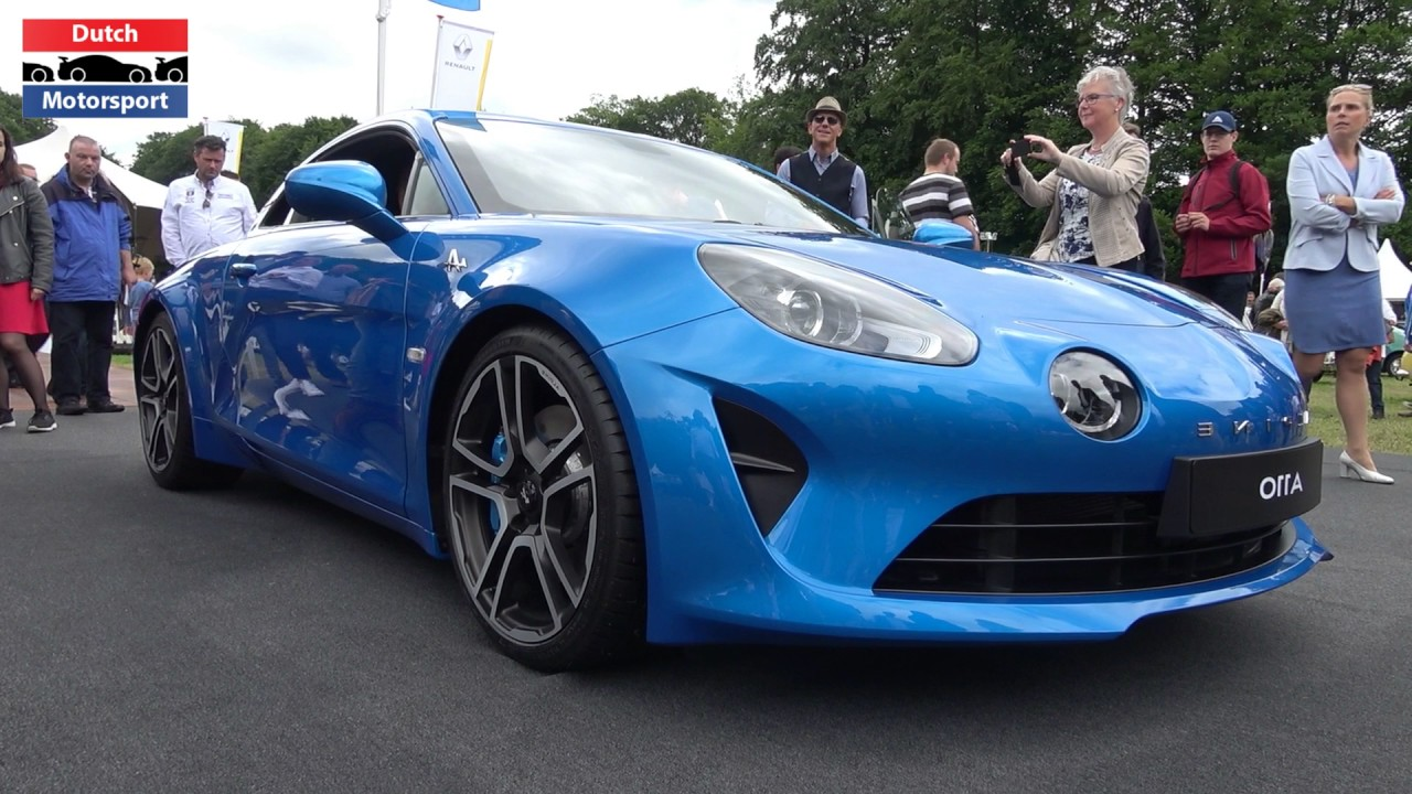 2018 renault alpine a110 premiere edition driving walkaround youtube. Black Bedroom Furniture Sets. Home Design Ideas