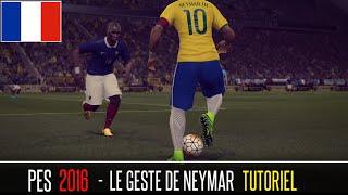 PES 2016 - Le geste de Neymar Tutoriel thumbnail