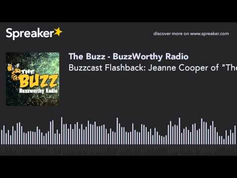 """Buzzcast Flashback: Jeanne Cooper of """"The Young and the Restless"""" (part 2 of 4)"""