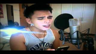 Luther Vandross - Dance With My Father (COVER) by Myko M DelaCruz Mañago