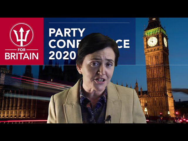 Conference 2020: Anne Marie Waters' Keynote Speech