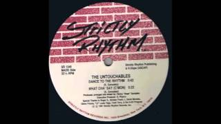 The Untouchables - Dance To The Rhythm