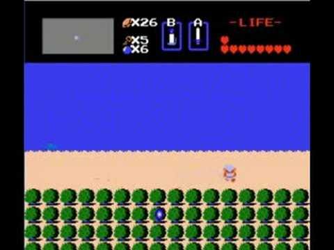 Legend Of Zelda Talkthrough 004 - The Cheap Bastard