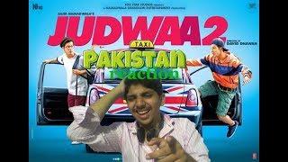 Pakistani Reaction on Judwaa 2 Official Trailer | Varun Dhawan | Jacqueline | Taapsee |