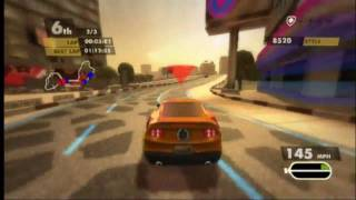Need for Speed Nitro (Wii) Team Race