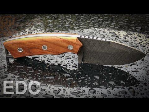 Knifemaking: small EDC knife