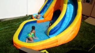 New water slide cool