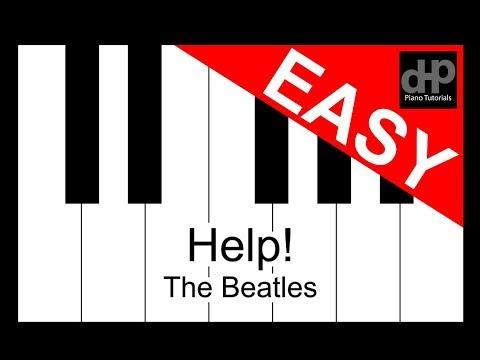 Help - The Beatles Easy Mode