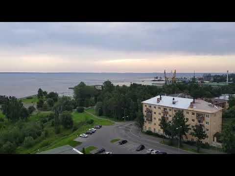 Solo Trip to Russia - Lake Onega, Karelia