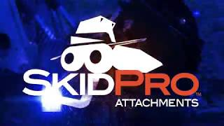 Skid Pro Skid Steer Wood Chipper