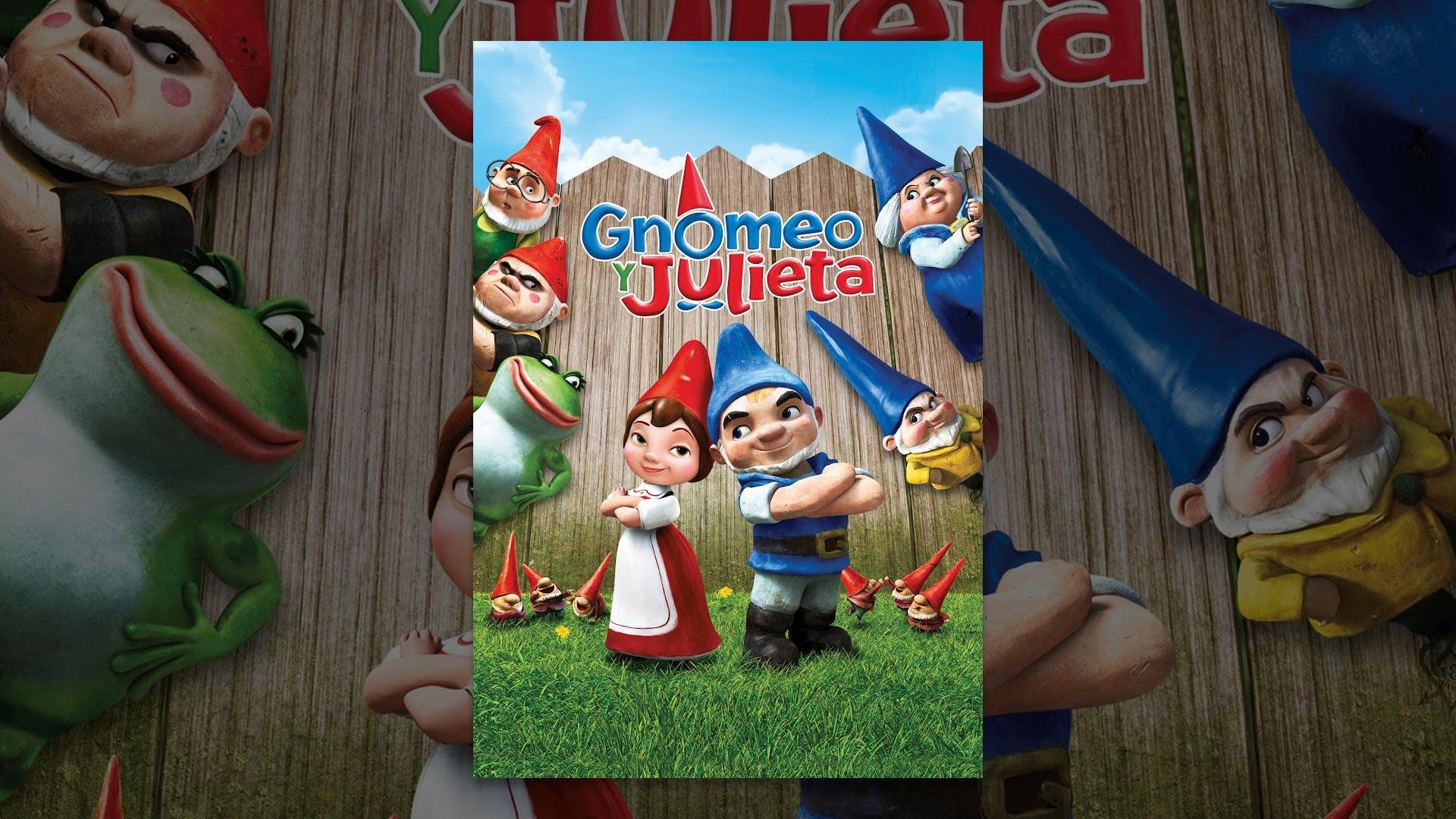 Gnomeo y Julieta (Subt...