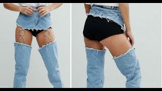 buttless jeans - would you buy these new buttless jeans for $125