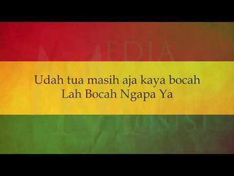 Bocah Ngapa Yak Ska Version || Lirik