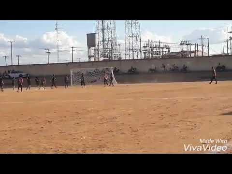 Gol em cima do zagueiro Rincon de J.Q X Maetinga