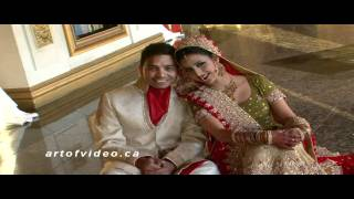Awesome Pakistani Wedding Next Day Highlights in Brampton by Art of Video.mp4