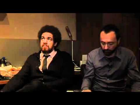 Broken Bells interview - Brian Burton (Danger Mouse) and James Mercer (part 4) Mp3