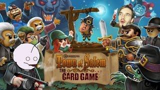 Town Of Salem ft Pewdiepie & Cryaotic!