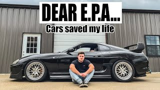 homepage tile video photo for Dear EPA, cars saved my life...please don't take them away from us