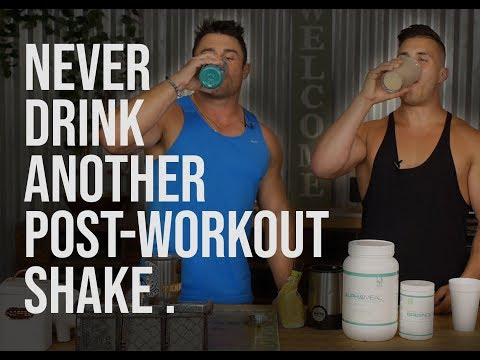 The Best Post-Workout Shake for MAXIMUM Results
