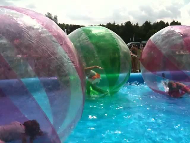 Waterballen, waterwalkers - Funmasters